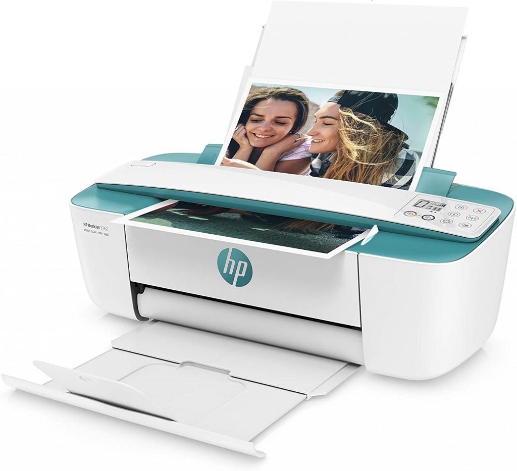 方便快捷又随心!惠普 DESKJET 3762三合一喷墨打印机