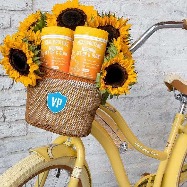 雀巢胶原蛋白品牌Vital Proteins德国也能买啦!