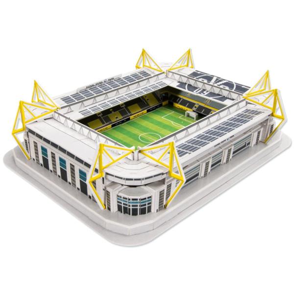多蒙球迷必败!Borussia Dortmund BVB多特蒙德主场3D拼图