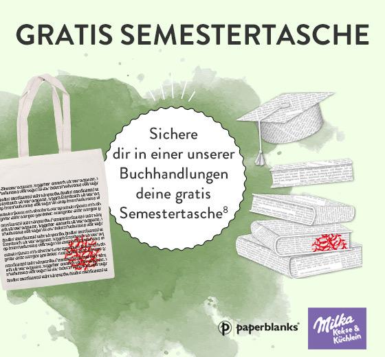 来自Hugendubel的全德大学生开学免费大礼包!