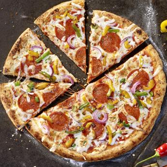 惊喜!来自意大利的Ernst Wagner披萨!