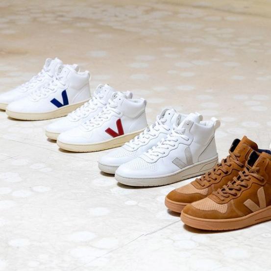 【全球直邮】法国文艺小白鞋高级感满满的Veja