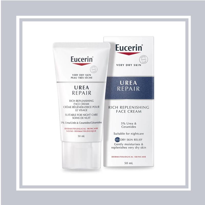 Eucerin/优色林 5% 尿素乳酸保湿面霜