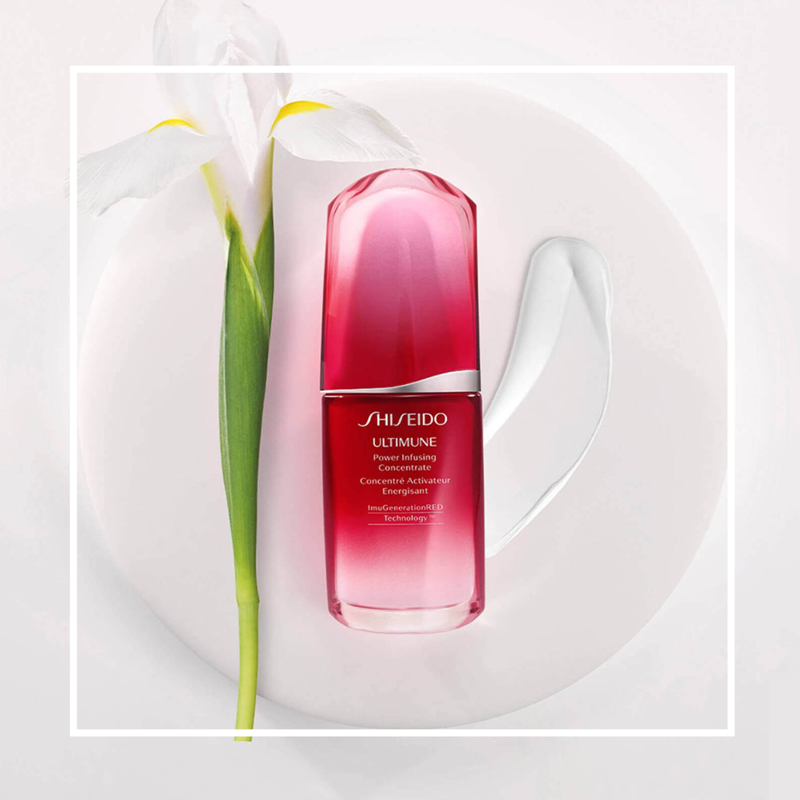 不喜欢超大容量?比30ml还便宜的50ml正常容量也值得康康!Shiseido/资生堂 红腰子新红妍肌活精华露#50ml