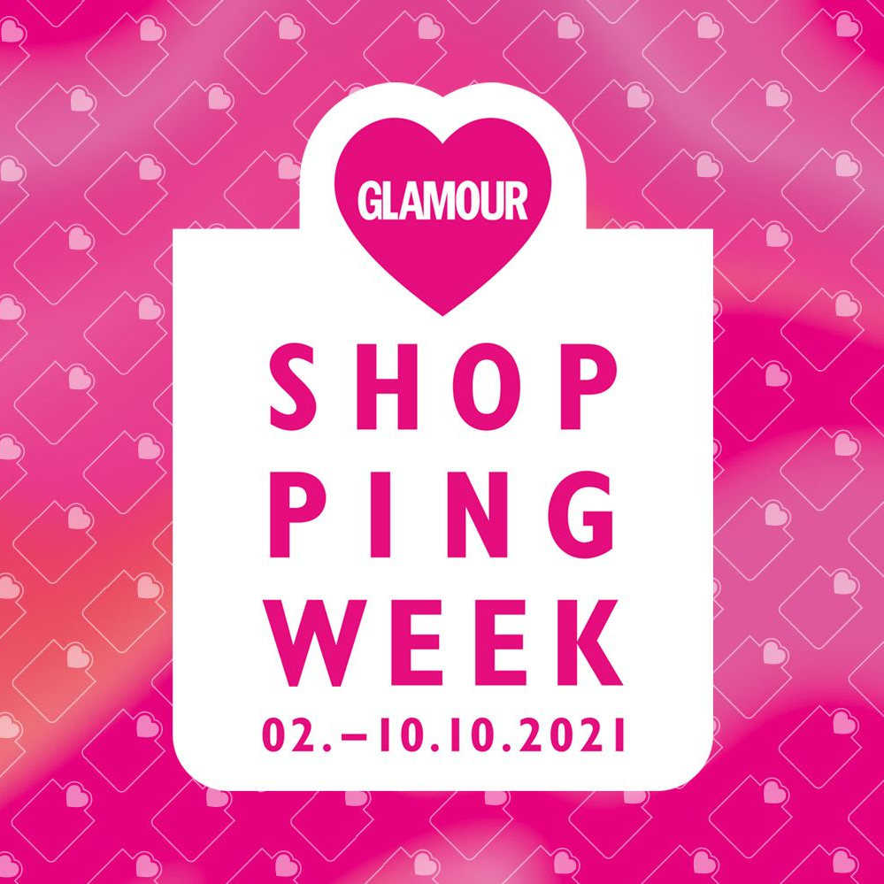 每年秋季的购物狂欢 Glamour Week 打折周终于又来啦!