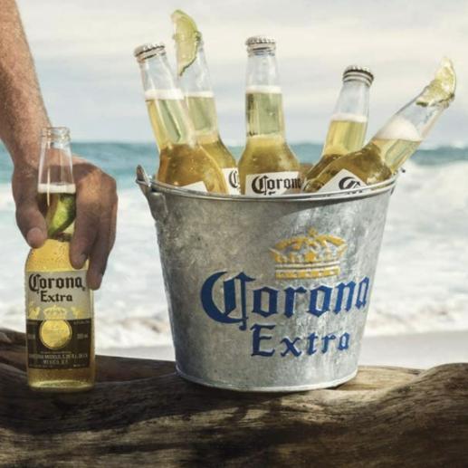 十瓶装科罗纳啤酒~Corona Extra淡啤酒