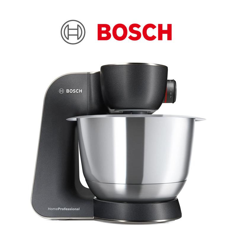 大厨们不可缺少的神器!Bosch MUM5厨房料理机