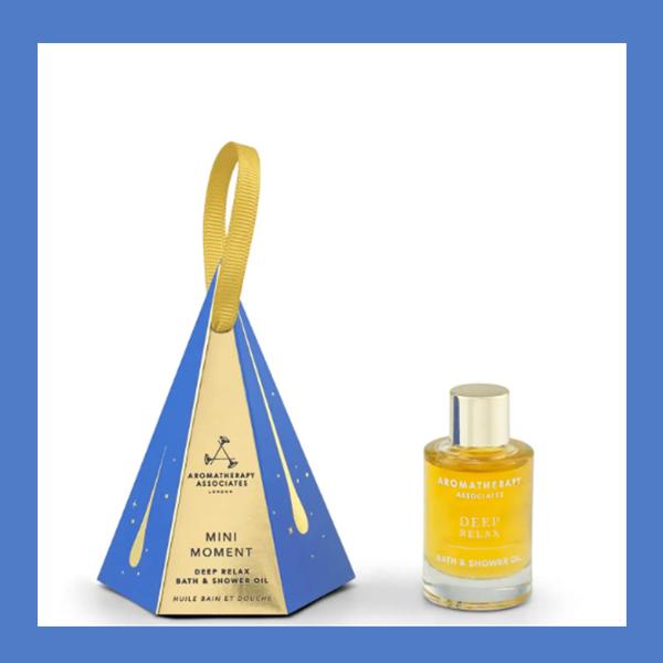 Aromatherapy Associates Mini Moment Deep Relax深度放松沐浴油