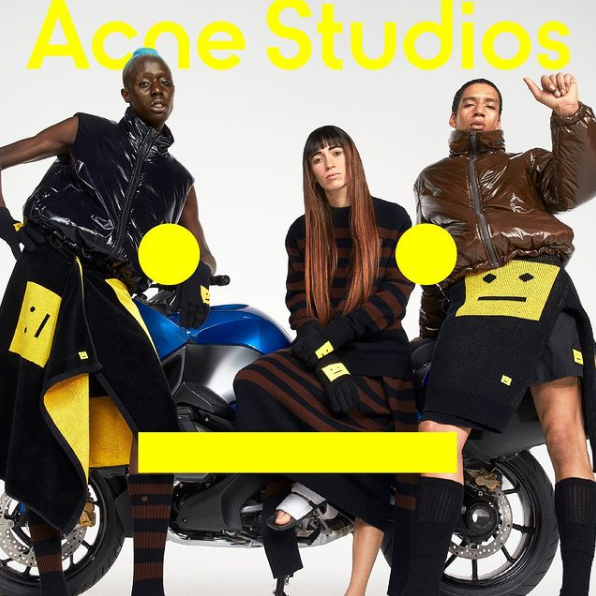 不过时的基础款!Acne Studios 男女装秋冬新款上市!