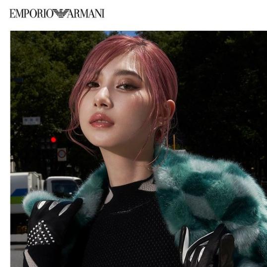 阿玛尼设计的灵魂 Emporio Armani男女服饰专场