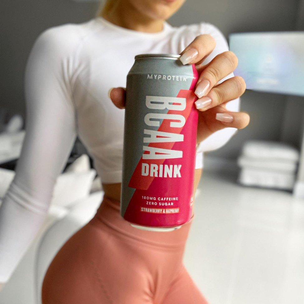 让你能量满满,防止肌肉流失!BCAA Drink零碳支链氨基酸饮料