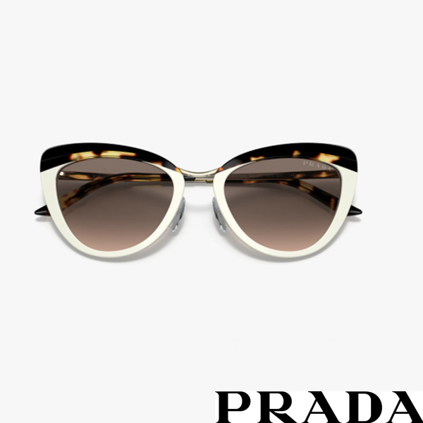 让你秒变赫本式美人!Prada PR25XS猫眼墨镜