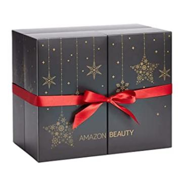 期盼已久的Amazon Beauty 2021美妆圣诞日历来啦!