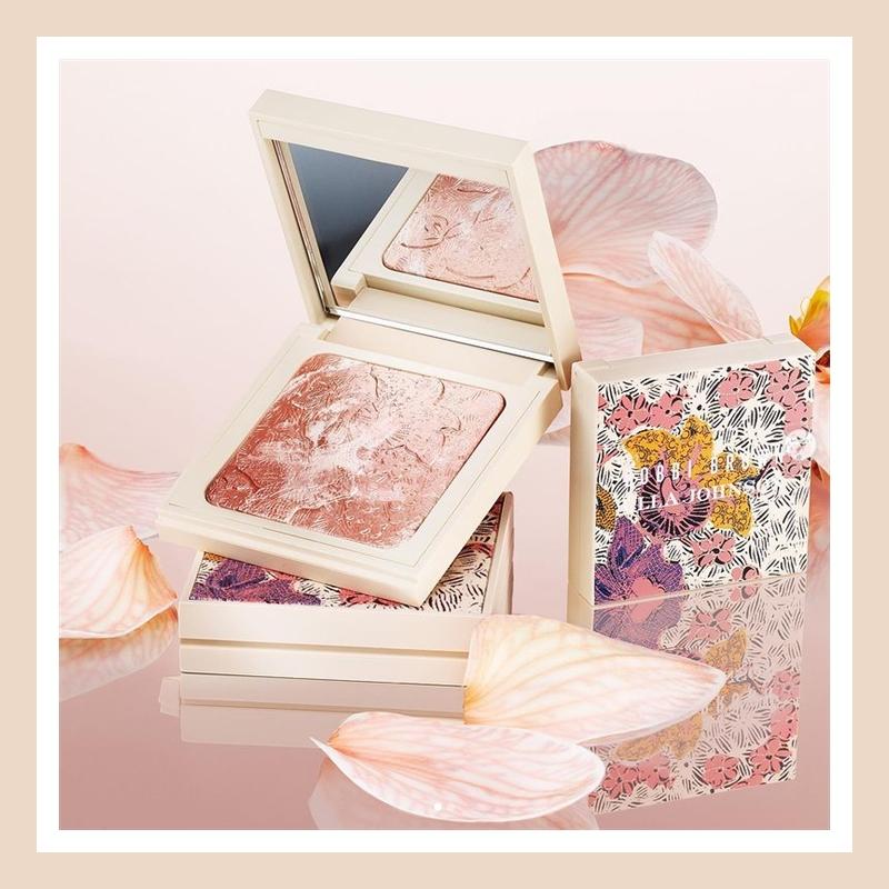 Bobbi Brown X Ulla Johnson 超仙联名木槿花系列彩妝