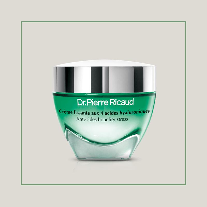 又双叒升级!DPR在产品研发上真是完美主义者!Dr.Pierre Ricaud  4重透明质酸和压力保护抗皱霜
