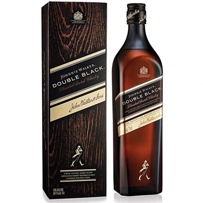 Johnnie Walker 尊尼获加黑牌威士忌礼盒装