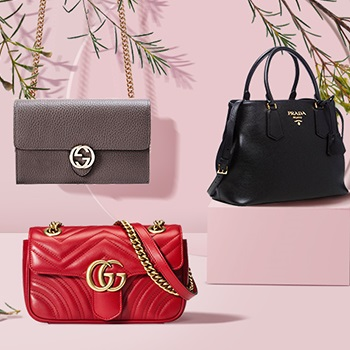 【全球直邮】Gucci、Prada 超多经典款!包包、墨镜、围巾、限量唇膏全都有!