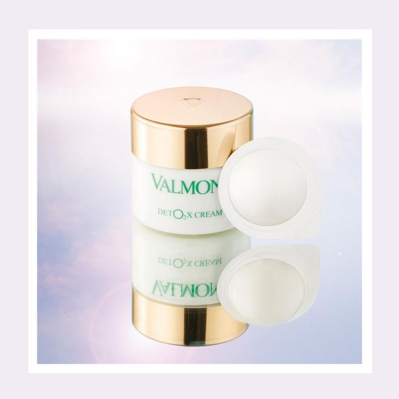 1瓶抵过5瓶!Valmont/法儿曼  DetO2x Cream 净化注氧轻感面霜
