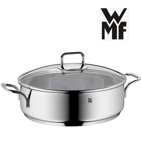 WMF福腾宝双柄煎锅 烤箱适用