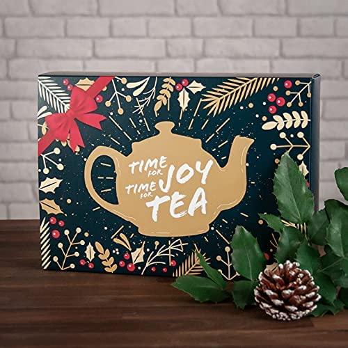 茶叶大聚会!2021年独属于饮茶者的圣诞日历哦!